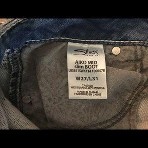Silver Jeans Jeans - Silver Joga Jeans